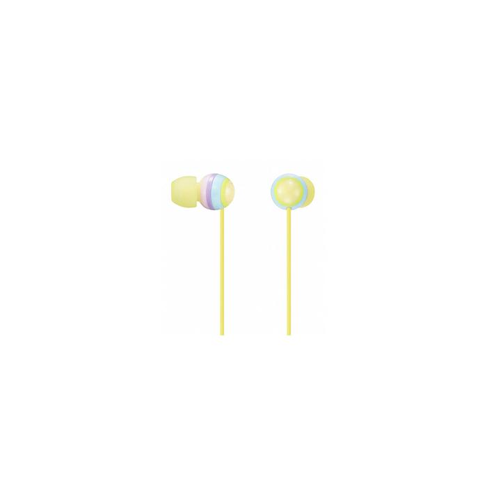 EX40 In-Ear Headphones (Lemon Yellow), , product-image