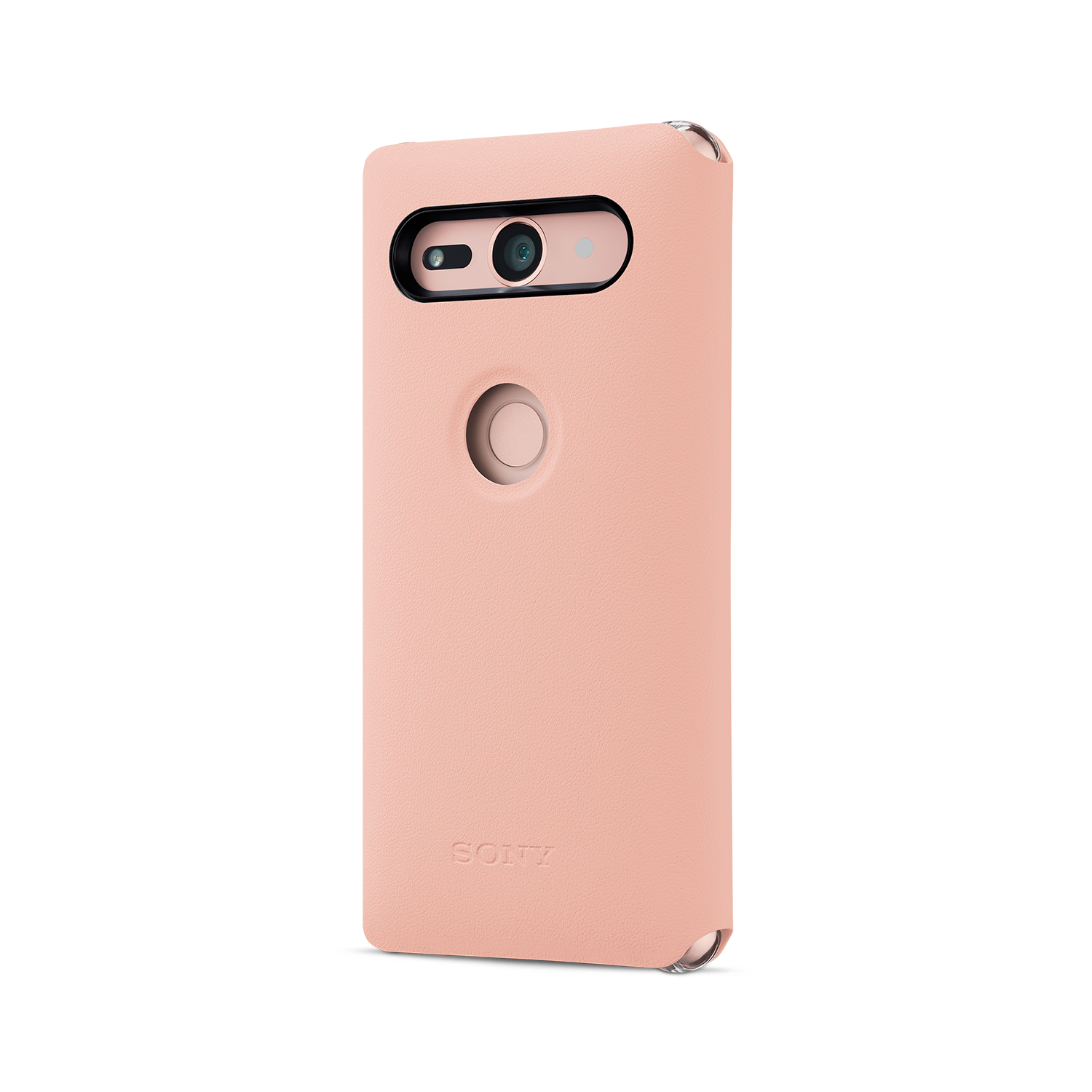 Xperia XZ2 Compact Style Cover Stand SCSH50 (Pink), , hi-res