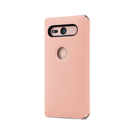 Xperia XZ2 Compact Style Cover Stand SCSH50 (Pink)