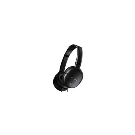 NC8 Noise Cancelling Headphones (Black)