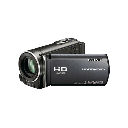 HD Handycam Camcorder (Black), , hi-res