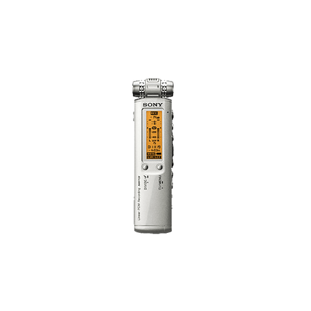 2GB SX Series MP3 Digital Voice IC Recorder (Silver), , hi-res