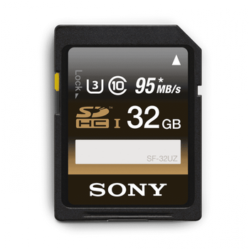 32GB SDHC UHS-1 Class 10 Memory Card UZ Series, , hi-res