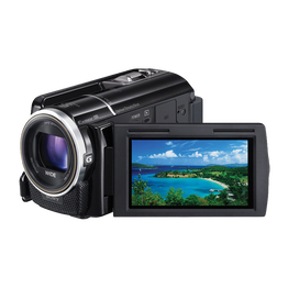 Hard Disk Drive HD Camcorder (Black), , hi-res
