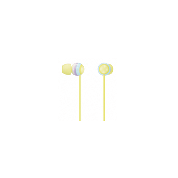 EX40 In-Ear Headphones (Lemon Yellow), , hi-res
