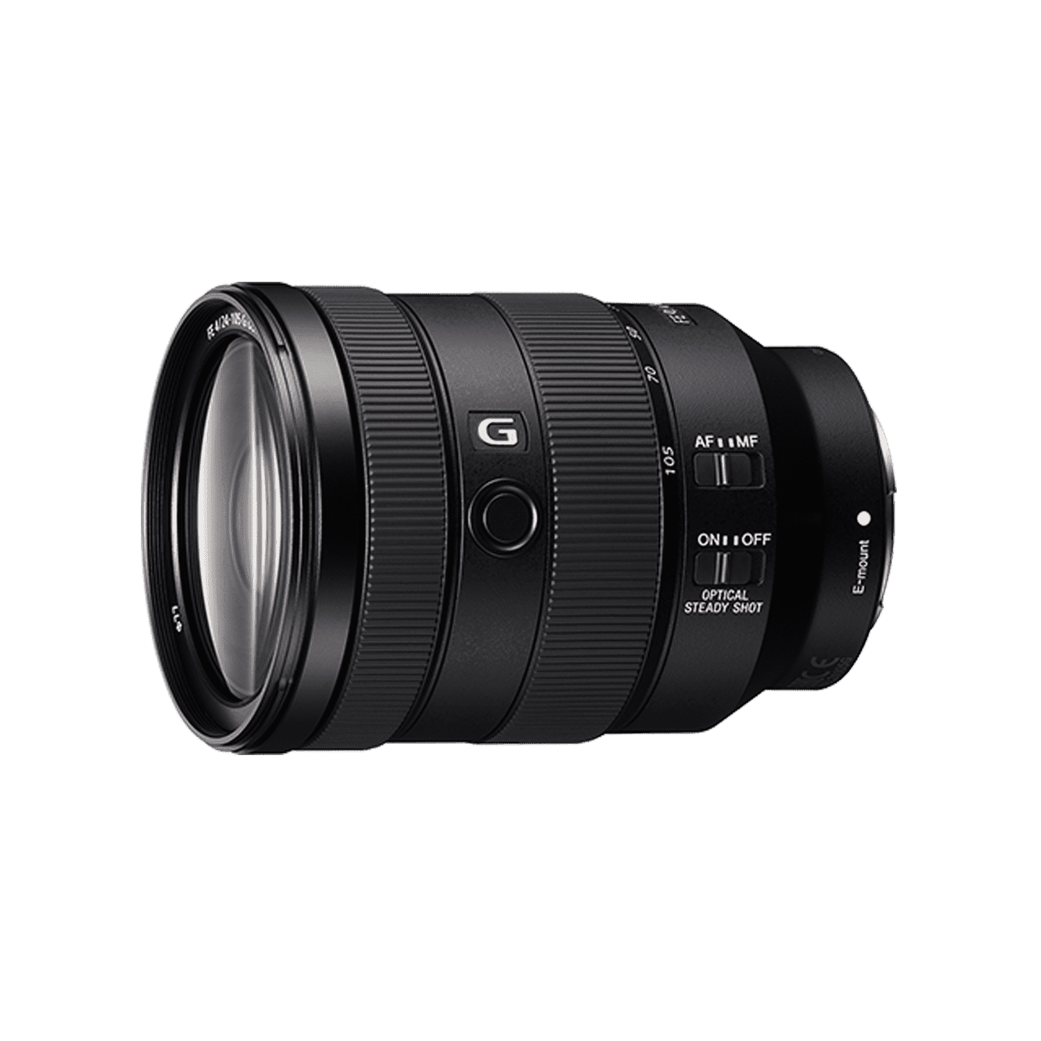 Full Frame E-Mount 24-105mm F4 G Lens with Optical Stabilisation, , product-image