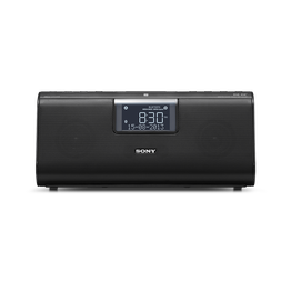 DAB+ Clock Radio with Bluetooth