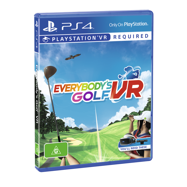 VR Everybody's Golf , , product-image