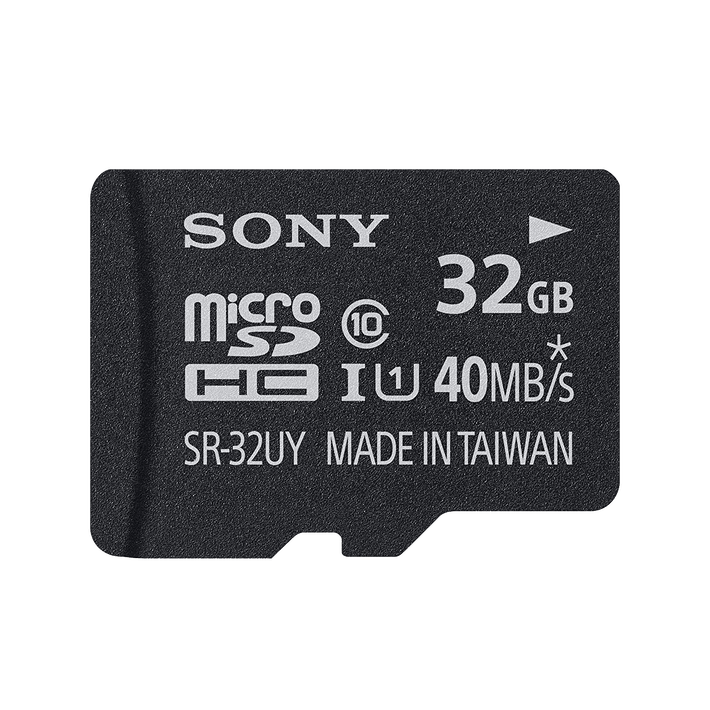 32GB microSDHC Memory Card UHS-I Class 10, , product-image