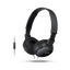 ZX110 Headband Type Headphones (Black)