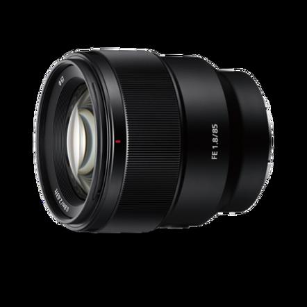 Full Frame E-Mount 85mm F1.8 Lens, , hi-res