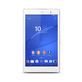 Xperia Z3 Compact Tablet 16GB Wi-Fi (White), , hi-res