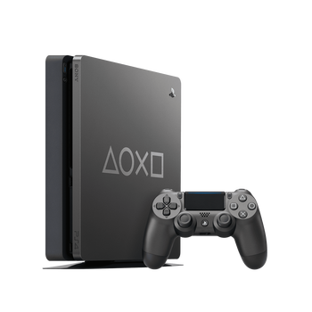 PlayStation4 Days of Play Special Edition 1TB Console (2019), , lifestyle-image