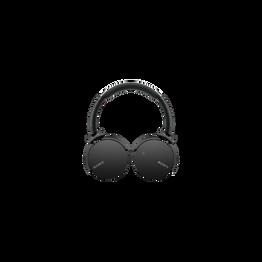 XB650BT EXTRA BASS Bluetooth Headphones (Black), , lifestyle-image