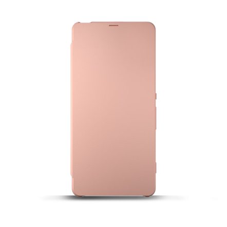 Style Cover Flip SCR54 for Xperia XA (Rose Gold), , hi-res