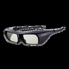 Small Active Shutter 3D Glasses for BRAVIA Full HD 3D TV (Black)