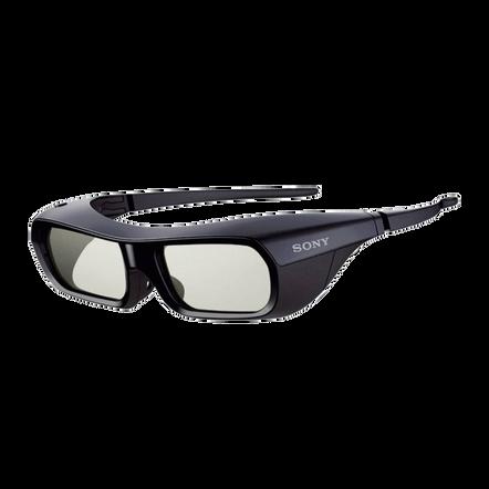 Small Active Shutter 3D Glasses for BRAVIA Full HD 3D TV (Black), , hi-res