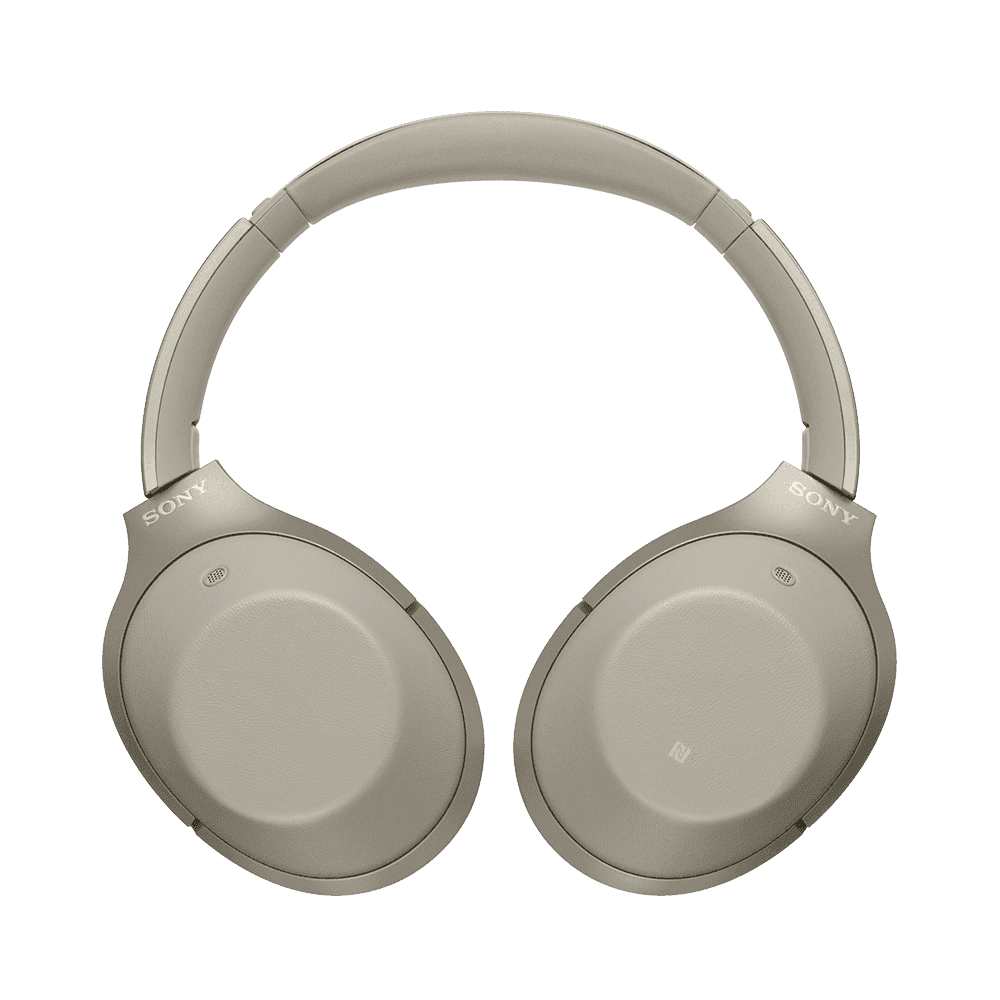 1000X Noise Cancelling Bluetooth Headphones (Cream), , product-image