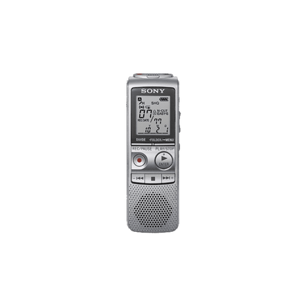 2GB BX Series MP3 Digital Voice IC Recorder
