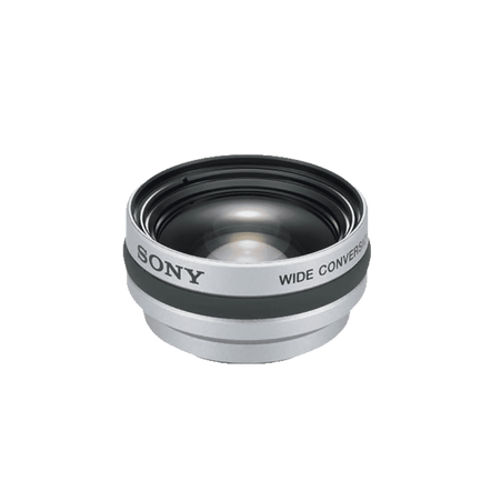 Wide Conversion Lens for Cyber-shot Compact Camera , , hi-res