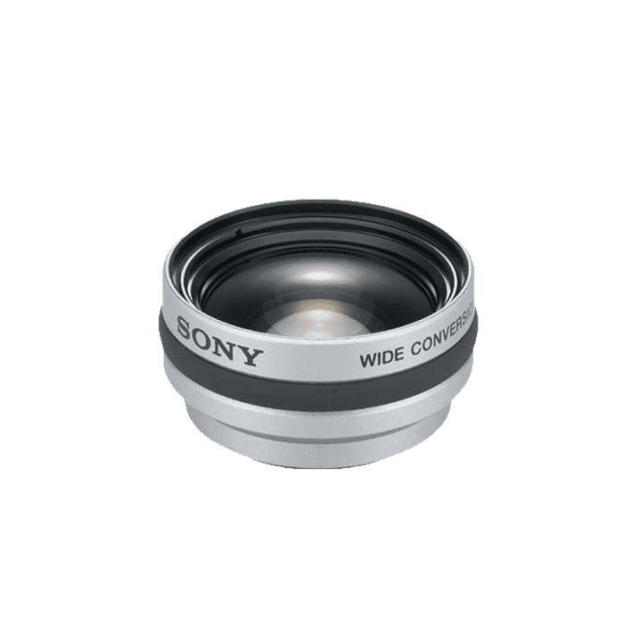 Wide Conversion Lens for Cyber-shot Compact Camera , , product-image