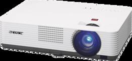 3,000 lumens WXGA desktop projector, , lifestyle-image