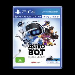 VR ASTRO BOT Rescue Mission