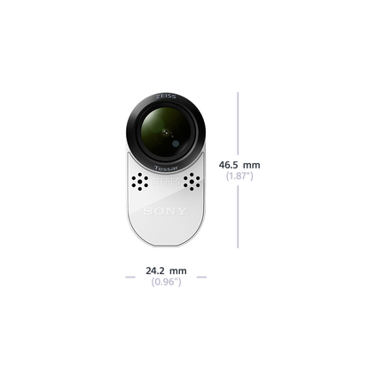 Action Cam AS200V with Wi-Fi and GPS