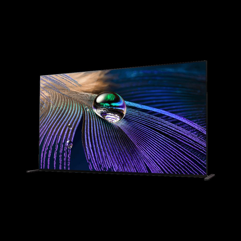 "65"" A90J | BRAVIA XR | MASTER Series| OLED | 4K Ultra HD | High Dynamic Range (HDR) | Smart TV (Google TV), , product-image"