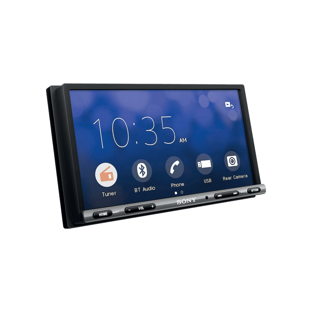 XAV-AX3000 17.6 cm (6.95 inch) Apple CarPlay / Android Auto Media Receiver, , product-image