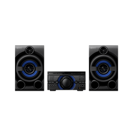 M20D High Power Audio System with DVD