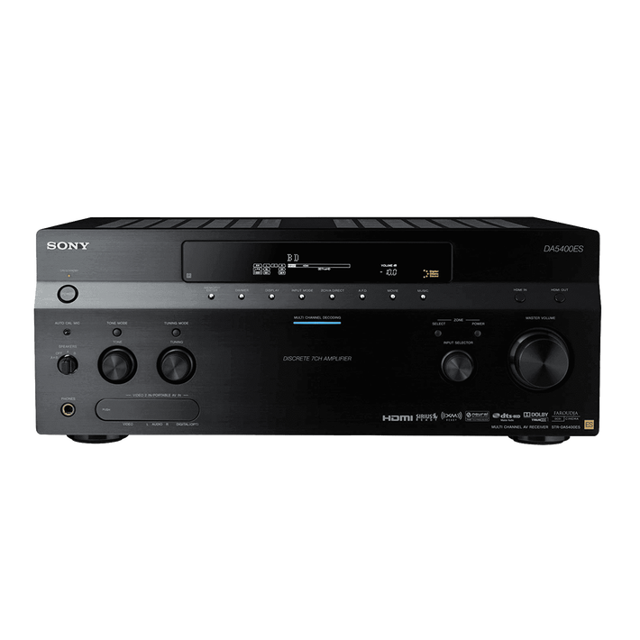 7.1 Channel DA Series HD Receiver, , product-image