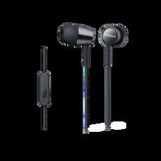 EX150AP In-Ear Headphones (Black)