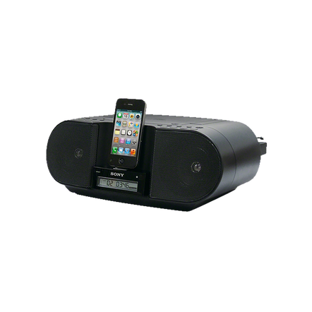 CD Boombox for iPhone and iPod, , hi-res