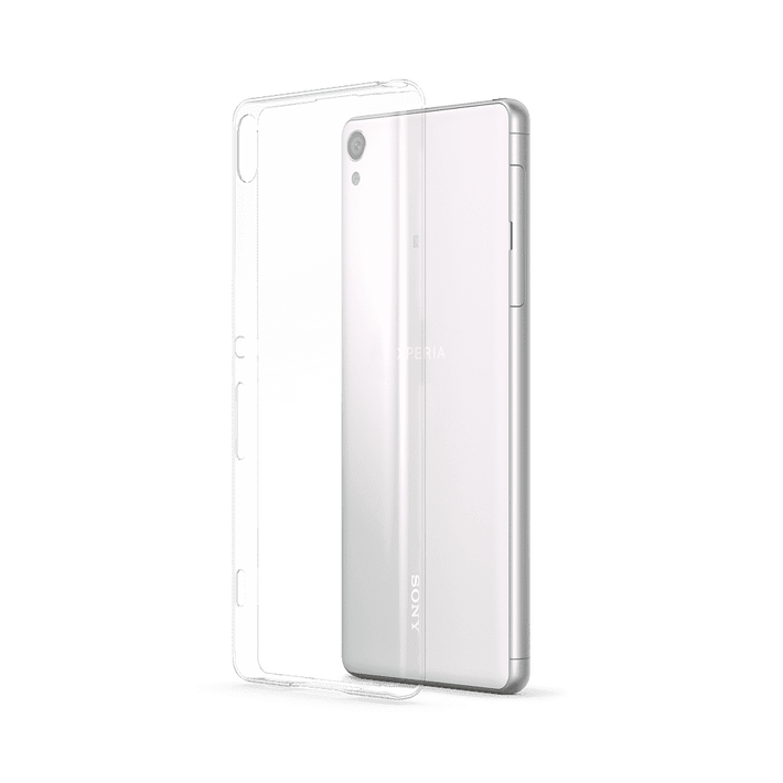 Clear Cover SBC24 for Xperia XA (Clear), , product-image
