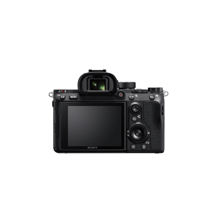 Alpha 7R III Digital E-Mount Camera with 35mm Full Frame Image Sensor, , product-image