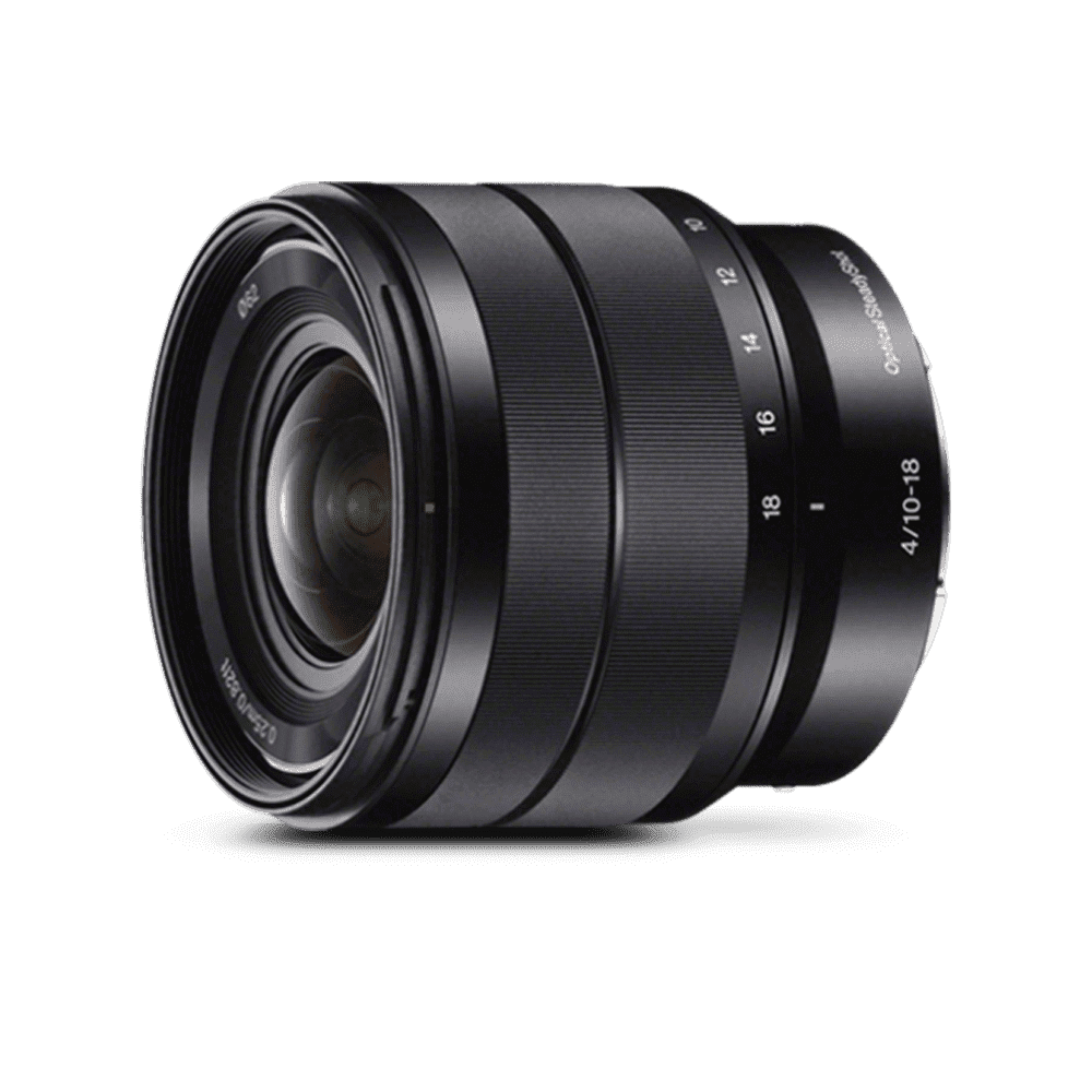 E-Mount 10-18mm F4 OSS Lens, , product-image