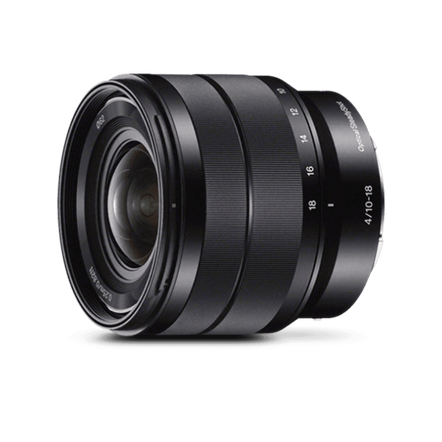E-Mount 10-18mm F4 OSS Lens, , hi-res