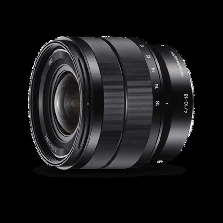 E-Mount 10-18mm F4 OSS Lens, , product-image