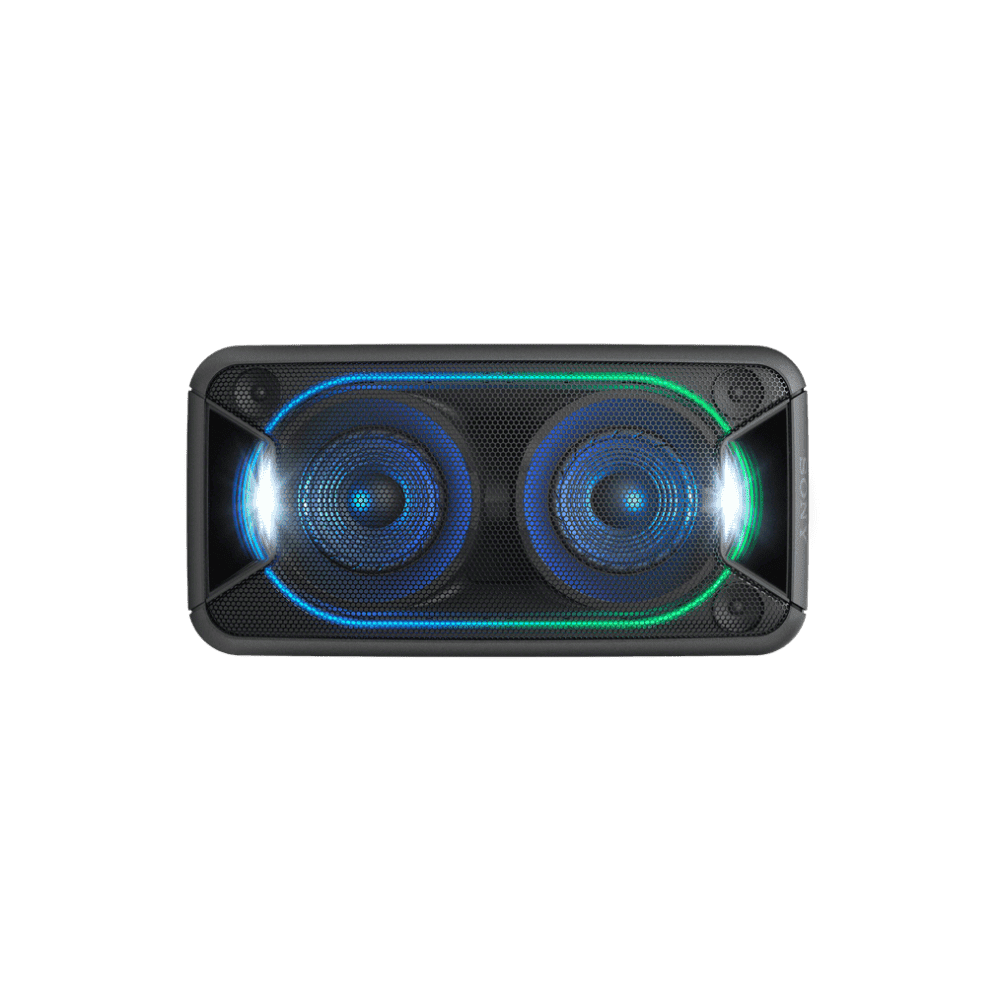 EXTRA BASS High Power Home Audio System with Battery (Black), , product-image