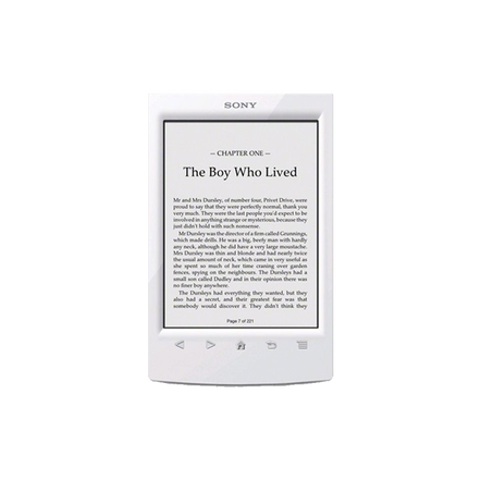 T2 Reader with 6.0 Paper-Like Touch Screen (White)