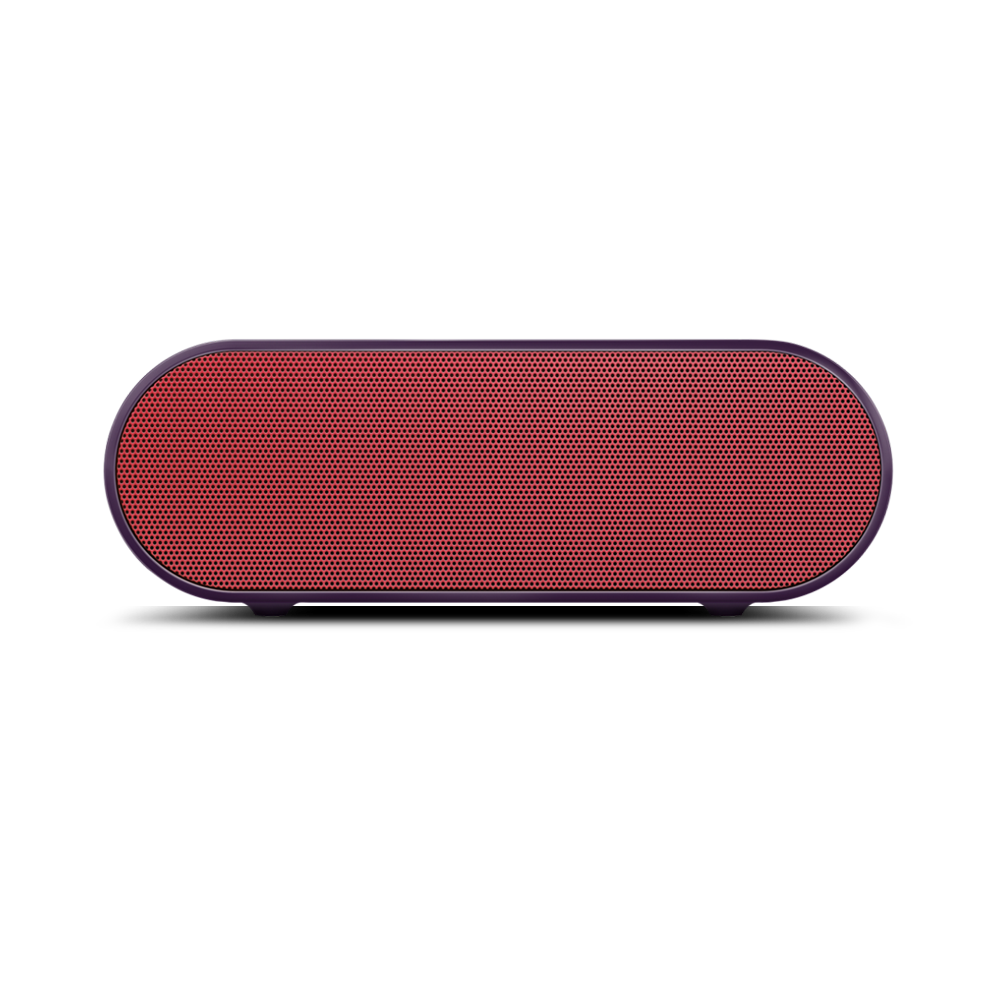 Portable Wireless Speaker with Bluetooth (Red), , product-image