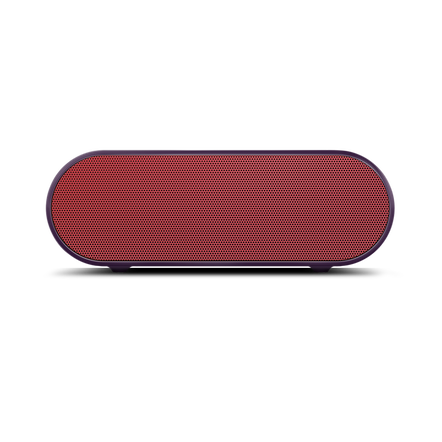 Portable Wireless Speaker with Bluetooth (Red), , hi-res