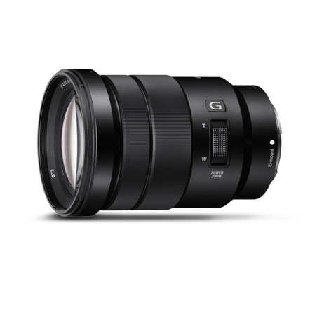 E-Mount PZ 18-105mm F4 G OSS Lens