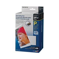 Print Paper and Cartridge for DPP-FP Series Printers