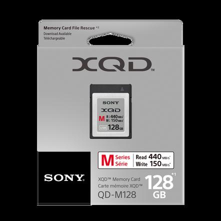XQD M Series 128GB Memory Card, , hi-res