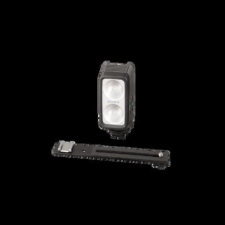 Compact 20 Watt Dual Camcorder Video Light