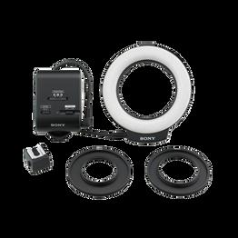 Ring Flash Kit for DSLR-A100, , hi-res