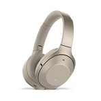WH-1000XM2 Wireless Noise Cancelling Headphones (Gold), , hi-res