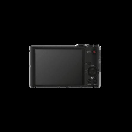 WX350 Digital Compact Camera with 20x Optical Zoom (Black), , hi-res